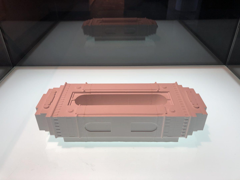 Nirbhaya, 2020, druk 3D fot. W.Elertowska