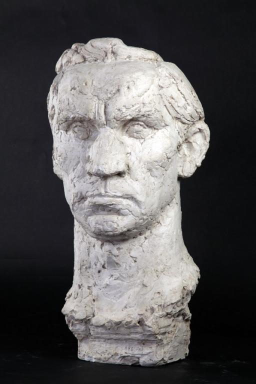 Portret rzeźbiarza Stanisława Lisowskiego