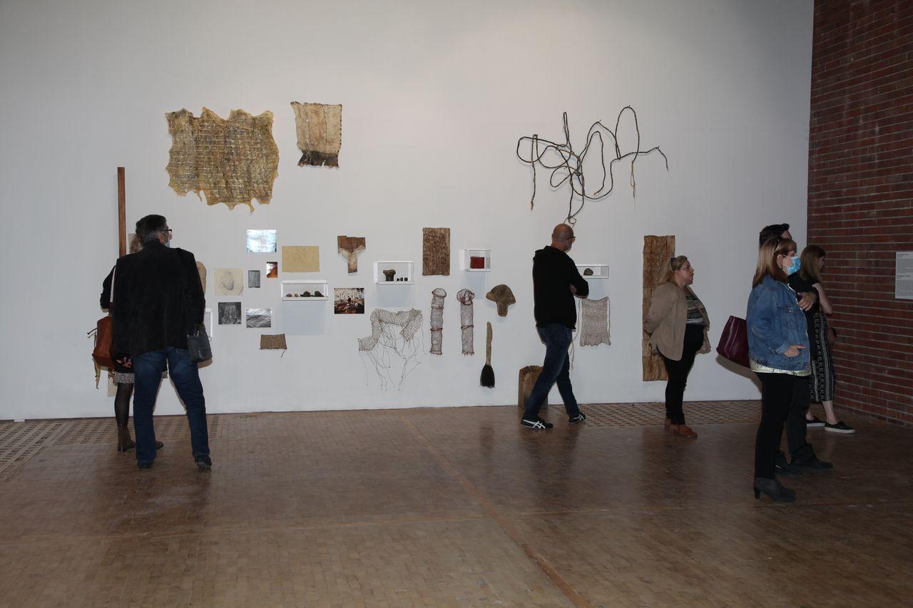 Ekspozycja w Muzeum Rzeźby Współczesnej