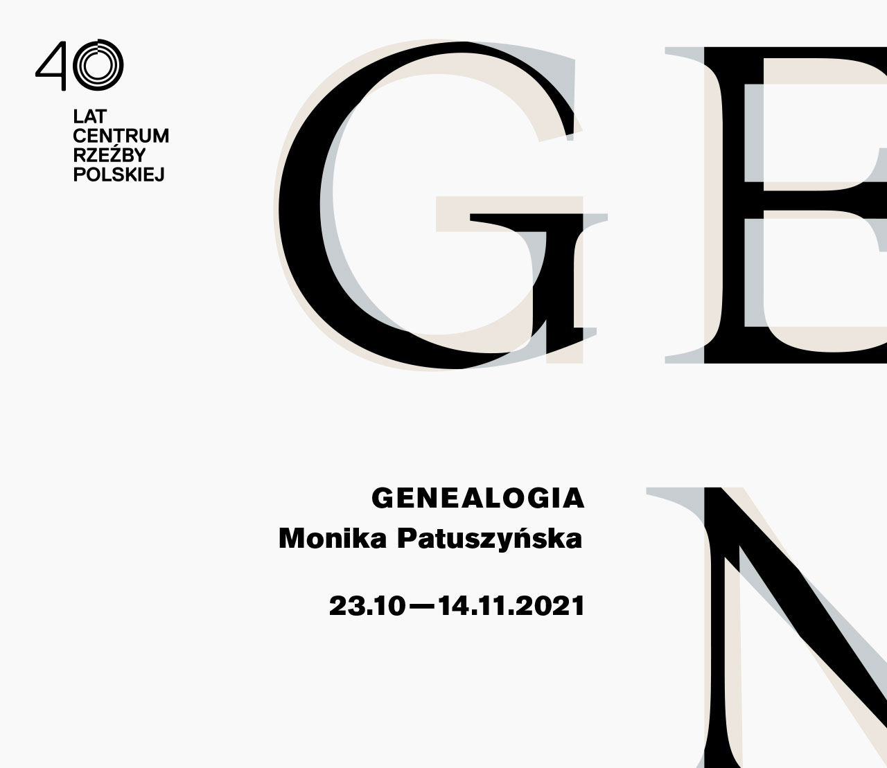Genealogia / Genealogy Monika Patuszyńska