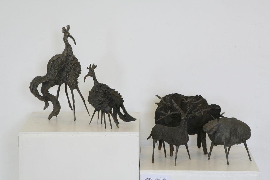 Z cyklu Rajskie ptaki