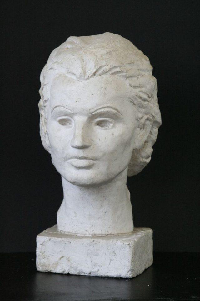 Portret Agnieszki Dobrowolskiej