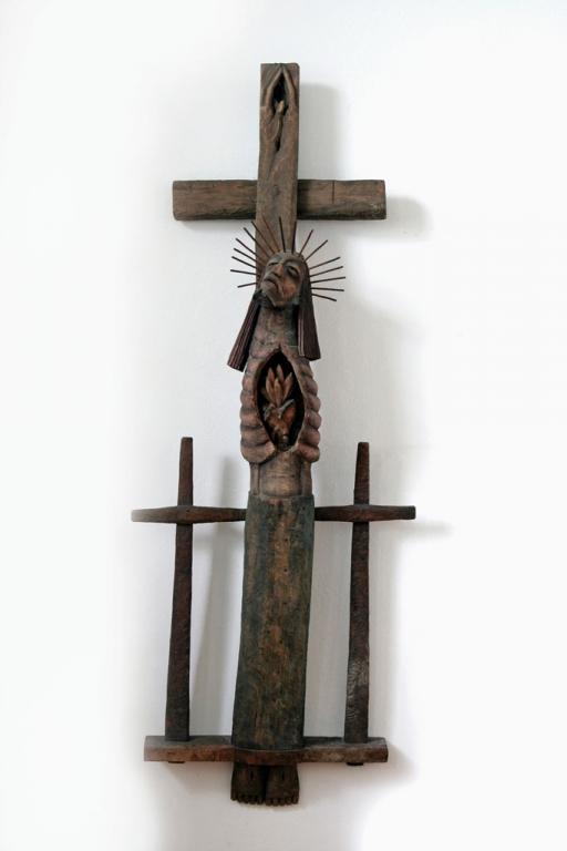 Chrystus z cyklu Los człowieka