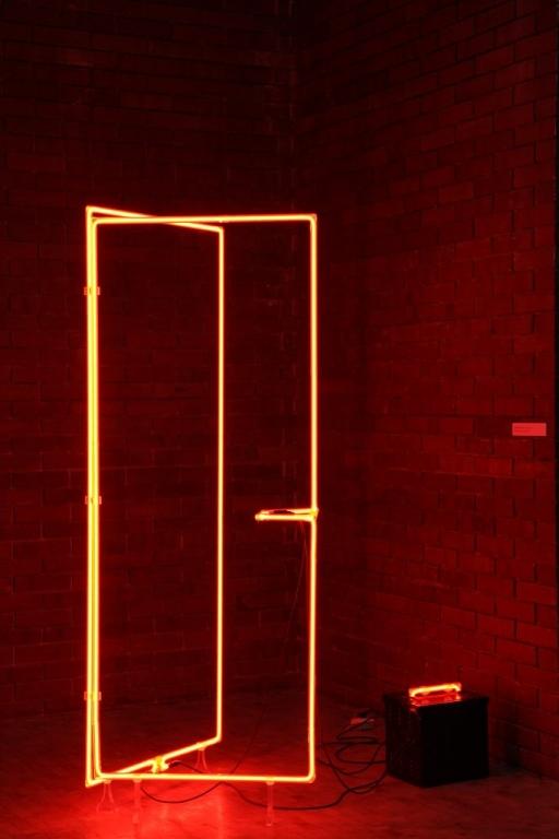 Drzwi bez drzwi
