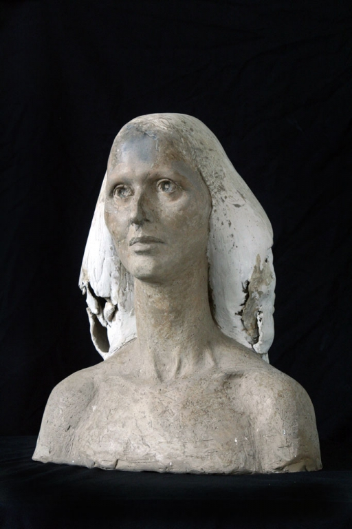 Portret blond
