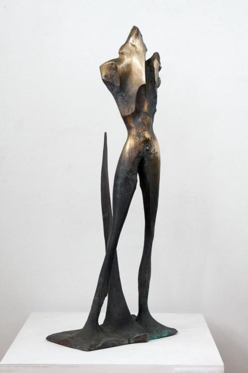 Figura II z cyklu Figury niespokojne