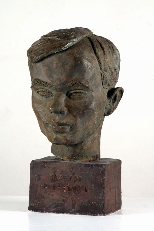 Portret Ksawerego Pruszyńskiego