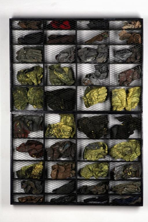 Rękawiczki z cyklu Kolekcja