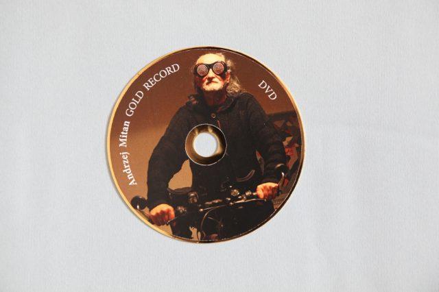 Gold Record 5/5 z cyklu Płyty bezdźwięczne