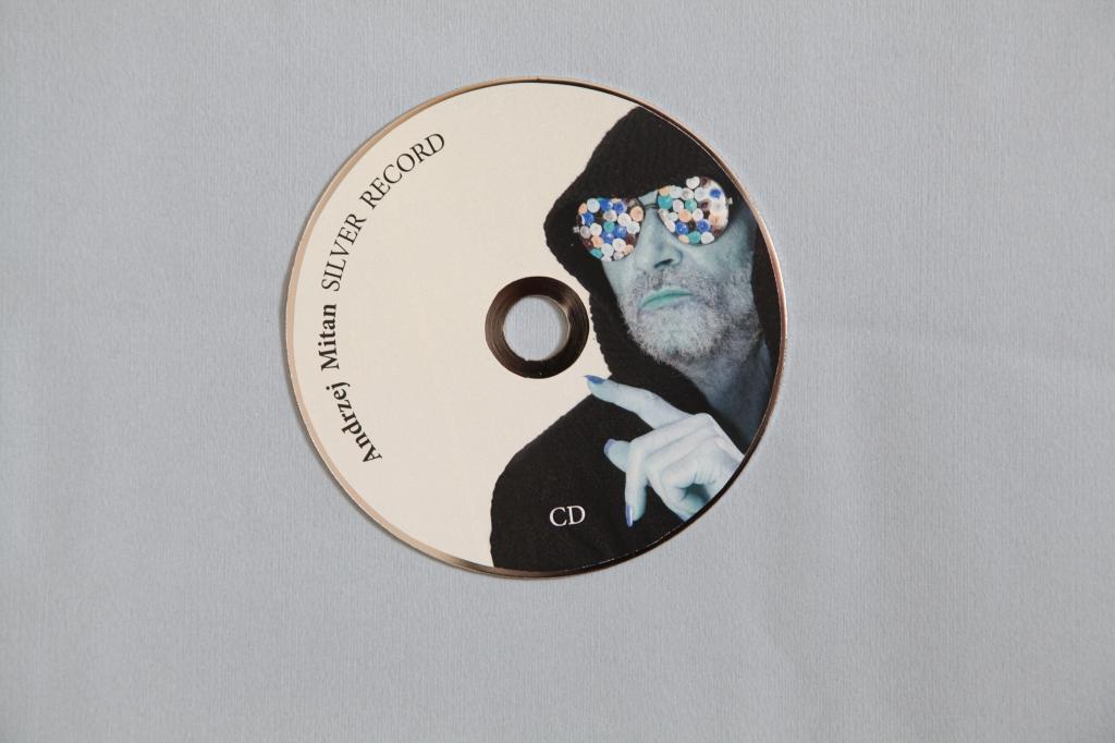 Silver Record 5/5 z cyklu Płyty bezdźwięczne