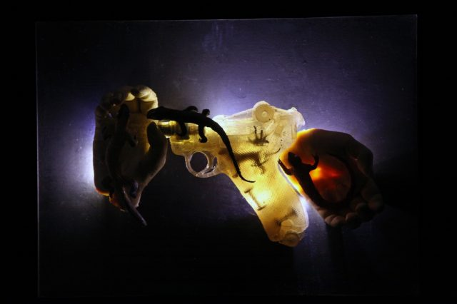 Parabellum Luger