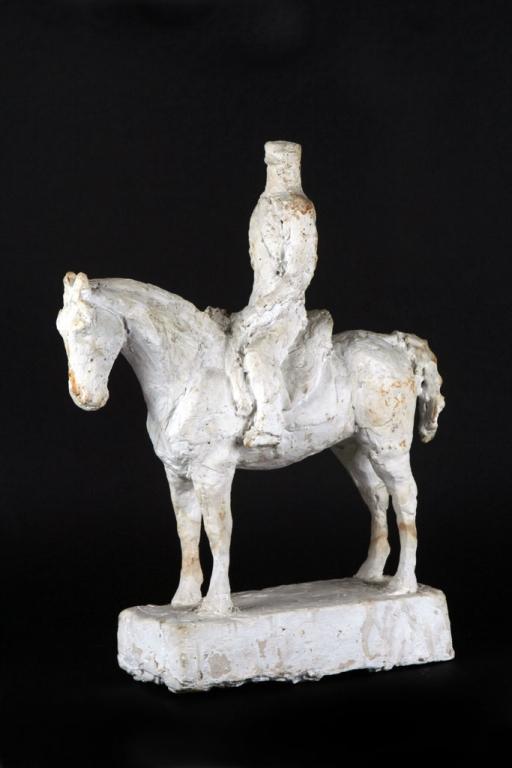 Piłsudski na koniu
